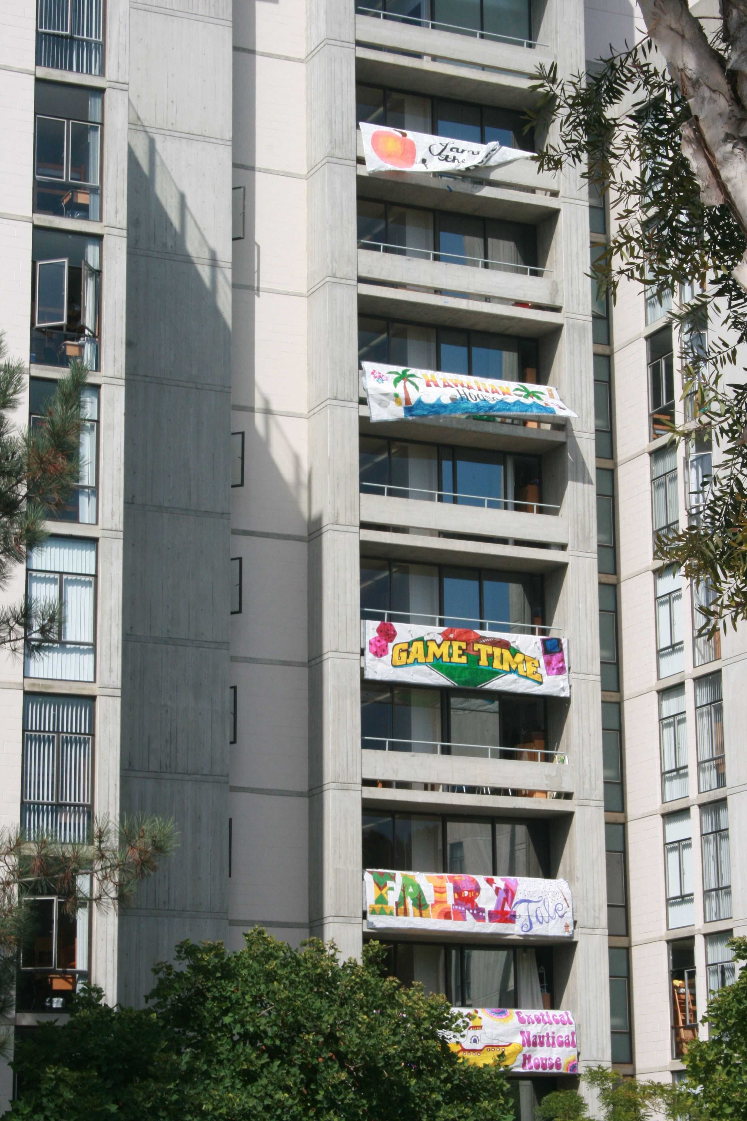 Ucsd Sixth College Dorms About Us