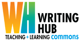 Link ti The Writing and Critical Expression Hub